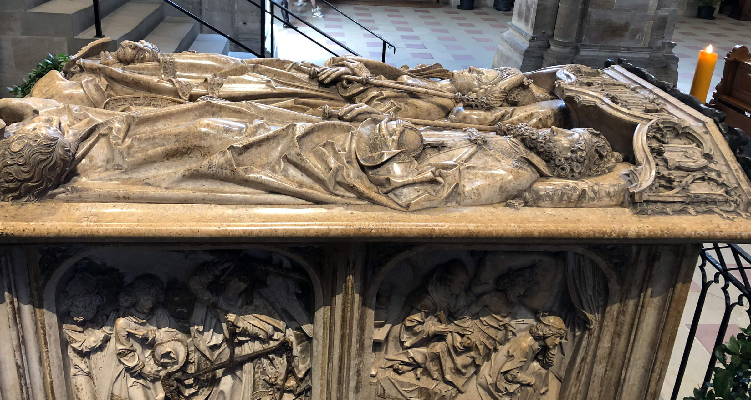 Tomb of Heinrich & Kunigunde, Bamberg Cathedral